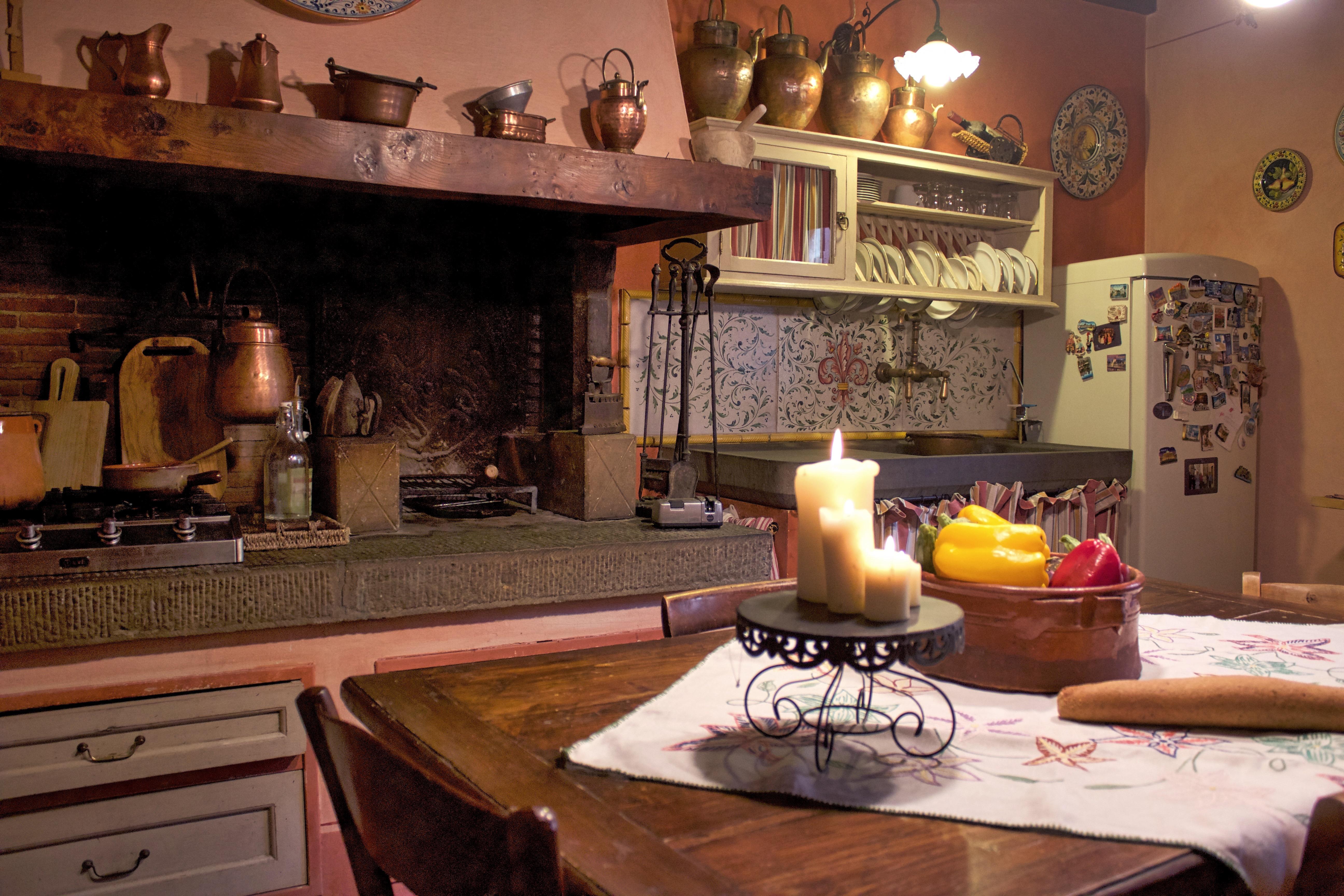 La Finestra sul Borgo - La Cucina