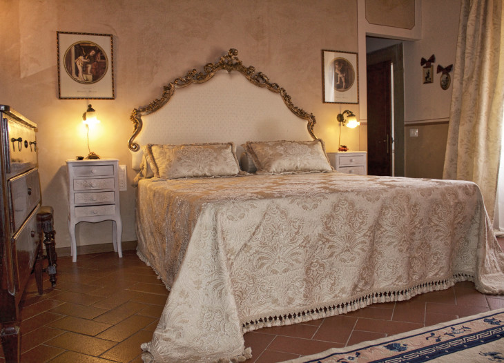 La Fineestra sul Borgo Camera 1 a